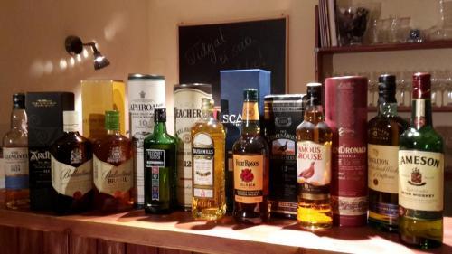 Viskide degustatsioon