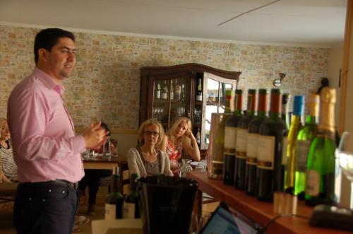 Concha y Toro veinide degustatsioon august 2015