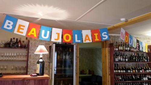 Beaujolais Nouveau!